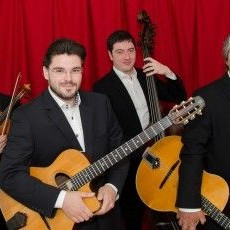 Joscho Stephan Gypsy Jazz Quartett